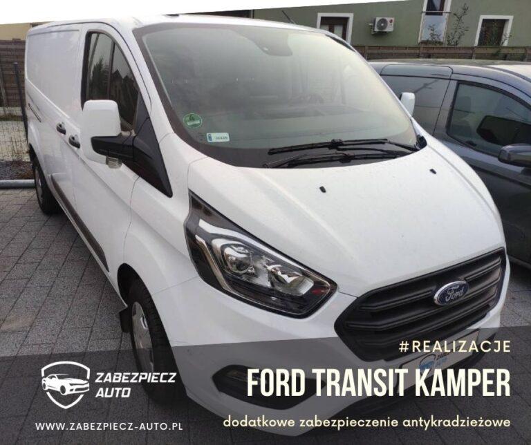 Ford Transit Kamper