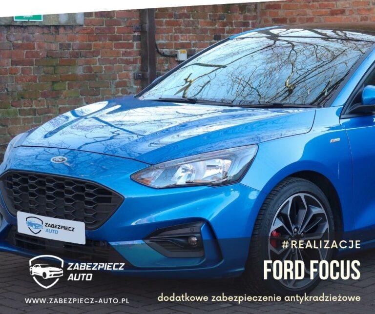 Ford Fous - Dodatkowe Zabezpieczenie CanLock